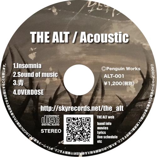 THE ALT / Acoustic